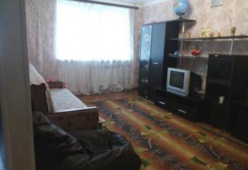 Трехкомнатная квартира в центре